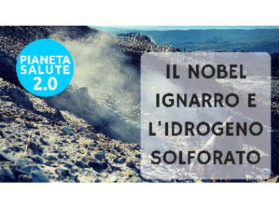 Il Nobel Ignarro e l'idrogeno solforato PIANETA SALUTE 2.0 - 27 PUNTATA