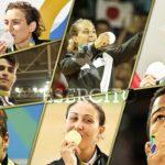 Atleti Esercito Medagliati rio-2016