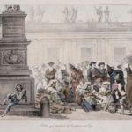 Antoine Jean-Baptiste Thomas e il popolo di Roma