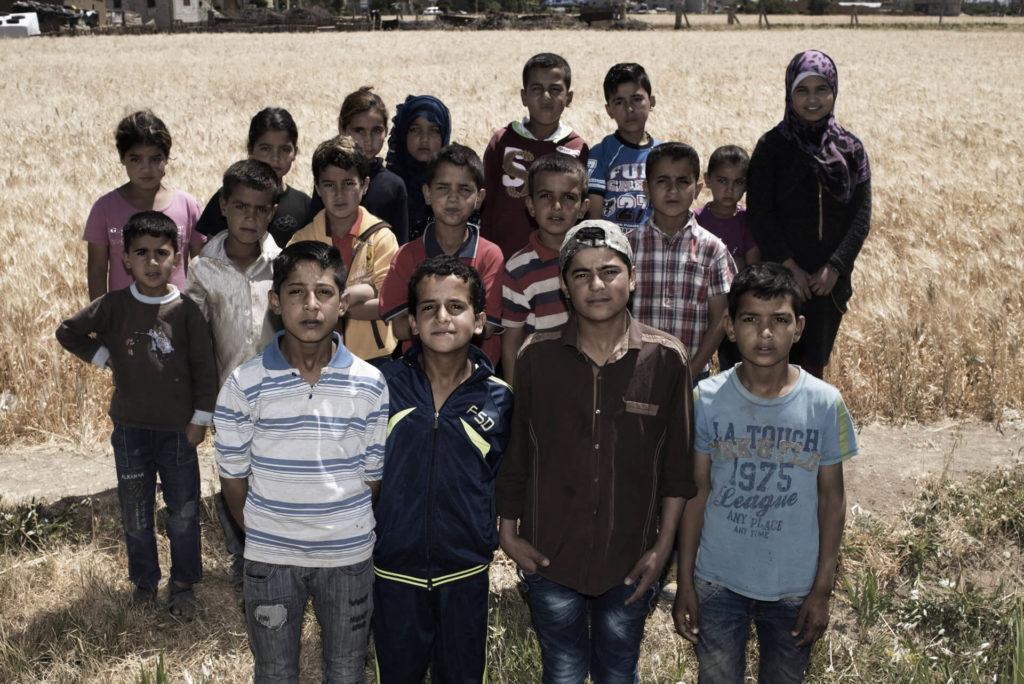 Libano: 187.000 bambini rifugiati siriani senza istruzione
