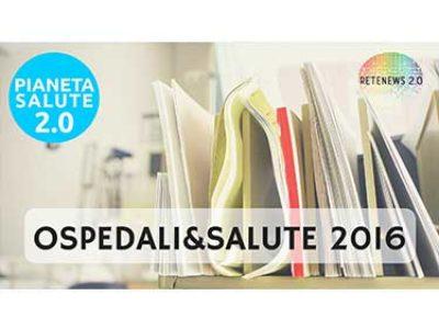 Ospedali & Salute 2016. PIANETA SALUTE 2.0 - 53 PUNTATA