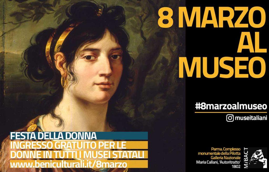 8 marzo: Mibact, ingresso gratuito per le donne in tutti i musei statali