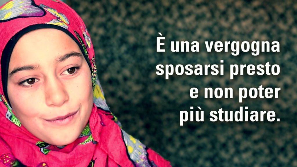 UNICEF su Giornata internazionale della donna #8marzodellebambine