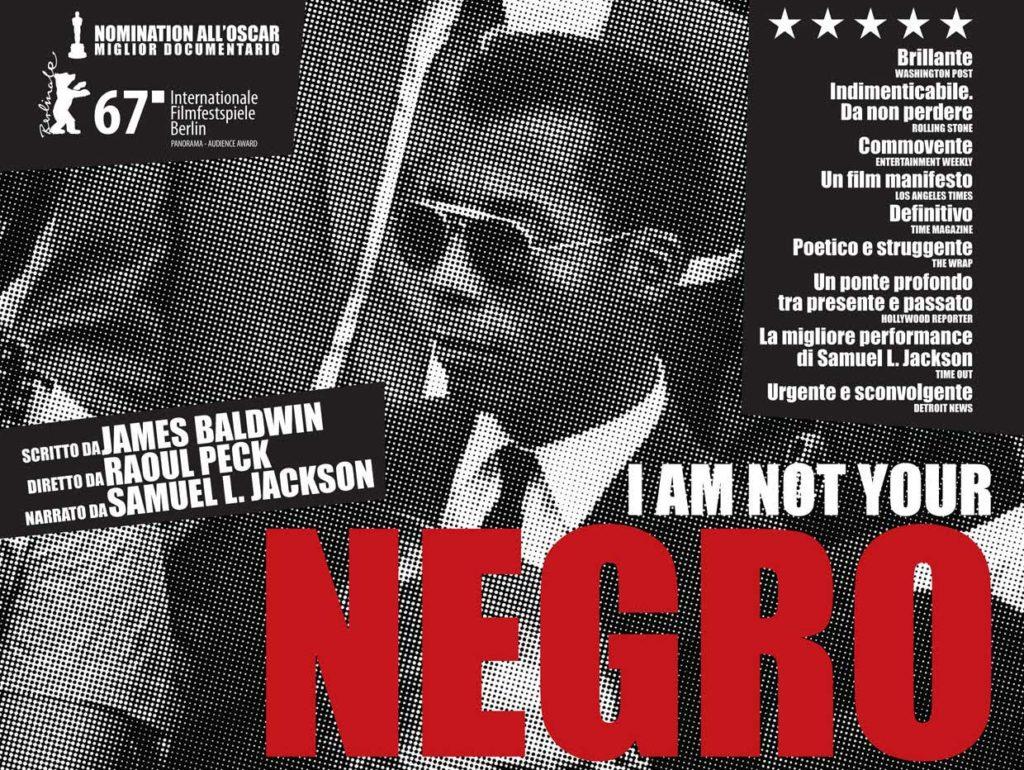 """Dal 21 marzo nelle sale """"I Am Not Your Negro"""" con il patrocinio di Amnesty International Italia"""