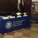 RECUPERO BENI CULTURALI NEGLI USA - CERIMONIA DI RESTITUZIONE ALLA BOSTON PUBLIC LIBRARY