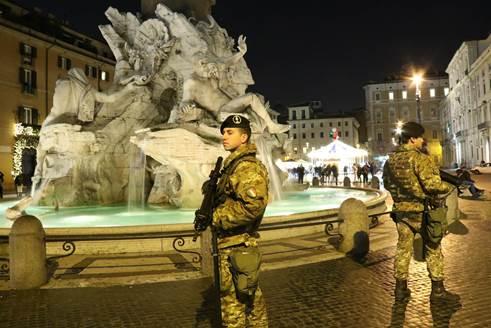 PASQUA 2017, CONTINUA L'IMPEGNO DELL'ESERCITO IN ITALIA E ALL'ESTERO