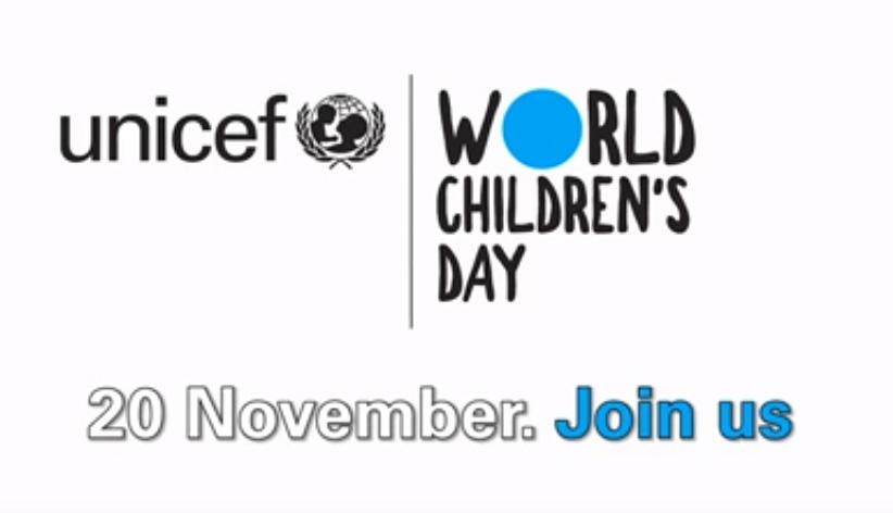 UNICEF per la prossima Giornata mondiale per i diritti dell'Infanzia (20 novembre)