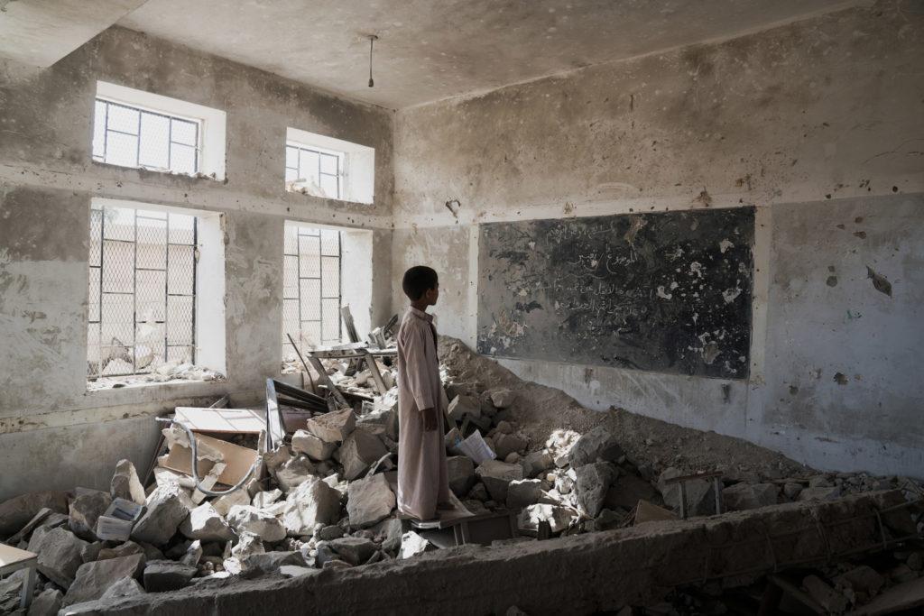 UNICEF: nel 2017 sempre più bambini 'sotto attacco'
