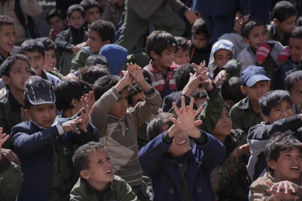 UNICEF/YEMEN: 3 mil. di bambini nati durante la guerra- nuovo rapporto Born Into War
