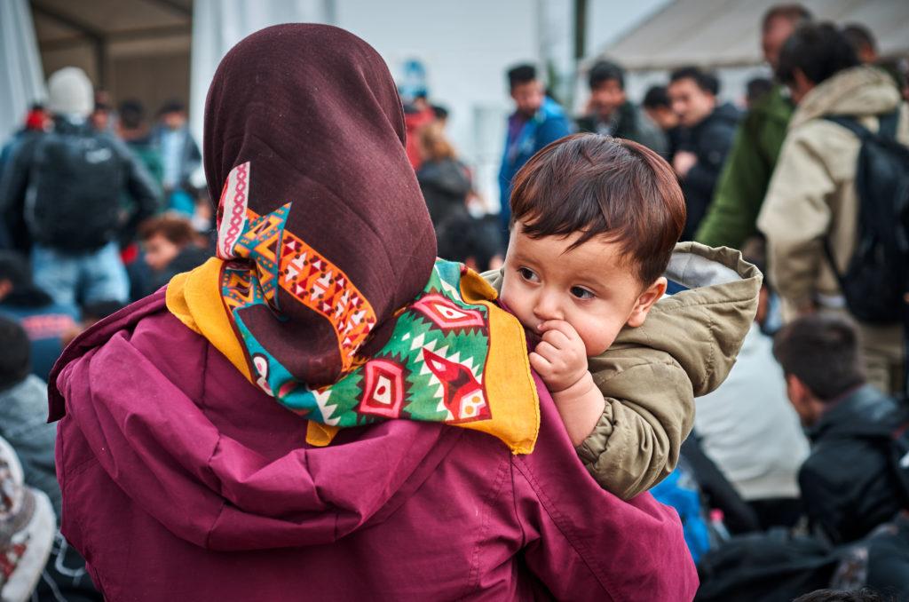 UNICEF/IRAQ: servizi sanitari a rischio per 750.000 bambini a Mosul a causa delle violenze