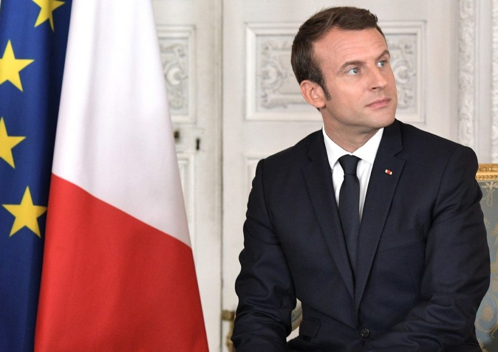 Dibattito su futuro EU: Tajani incontra Macron a Strasburgo