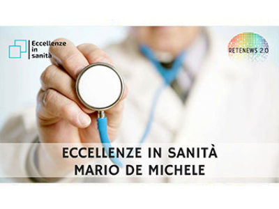 Mario De Michele ECCELLENZE IN SANITÀ 9a puntata