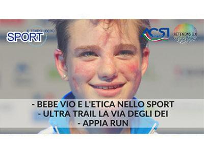 SPORT E TEMPO LIBERO - PUNTATA 36