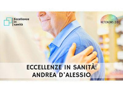 Andrea D'Alessio. ECCELLENZE IN SANITÀ puntata 12