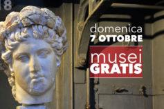 Domenica 7 ottobre ingresso gratuito per Musei in Comune e Fori