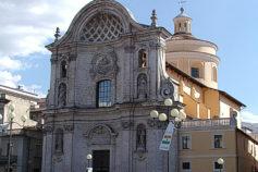 """Bonisoli, riapertura della """"Chiesa del Suffragio"""" a L'Aquila continueremo con aiuti per la ricostruzione"""