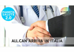 All.Can arriva in Italia. PIANETA SALUTE 2.0 147a puntata