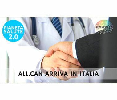 All.Can arriva in Italia. PIANETA SALUTE 2.0 147a puntata