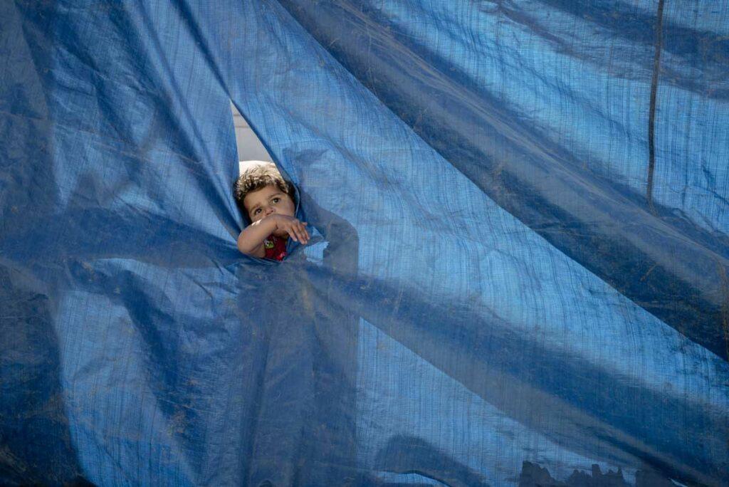 UNICEF/Iraq: protezione x oltre 160.000 bambini sfollati colpiti da un inverno rigido