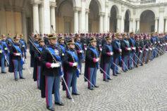 Esercito, giurano gli Allievi Ufficiali dell'Accademia Militare di Modena