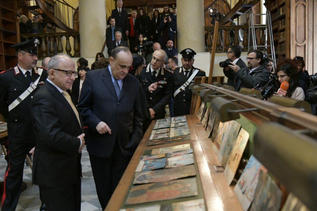 Restituzione agli Stati Uniti Messicani di 594 dipinti ex voto databili tra il XVIII ed il XX secolo 3