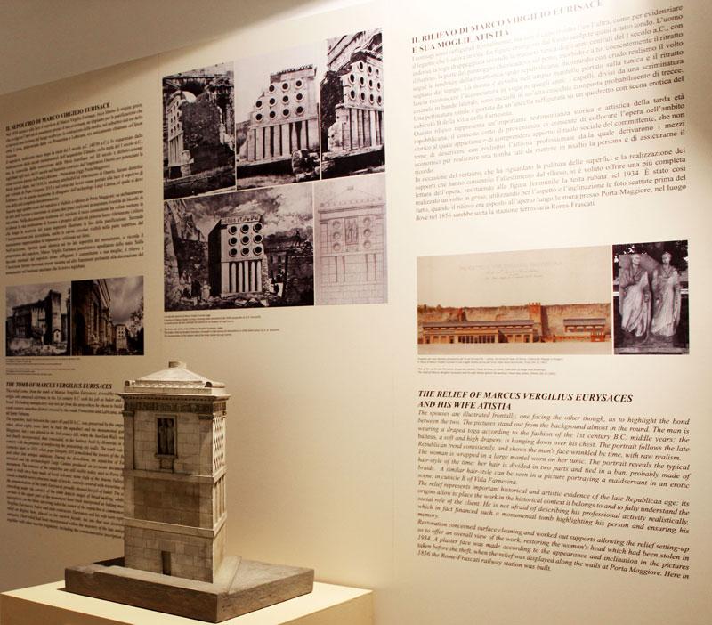 rilievo funerario di Eurisace e Atistia