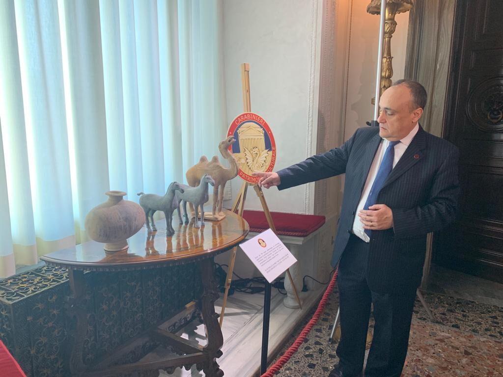 Via della Seta: rapporto Italia-Cina si rinnova nel segno della Cultura