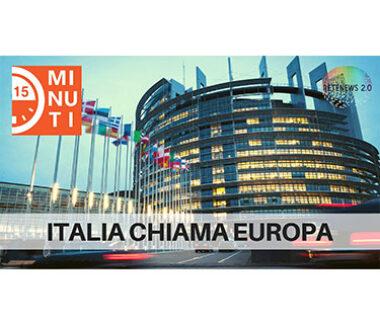 """Italia chiama Europa. """"15 minuti di attualità"""" del 17 ottobre 2019"""
