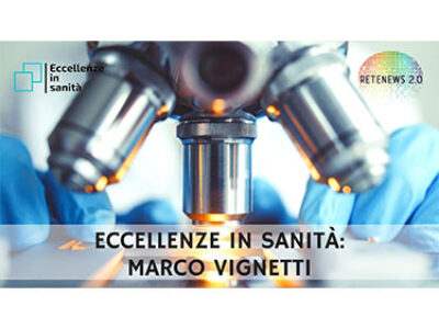 Prof. Marco Vignetti. ECCELLENZE IN SANITÀ puntata 32