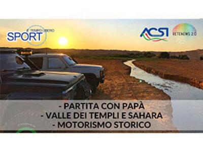 SPORT E TEMPO LIBERO - PUNTATA 75