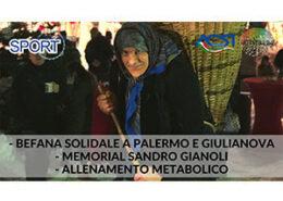 SPORT E TEMPO LIBERO – PUNTATA 76
