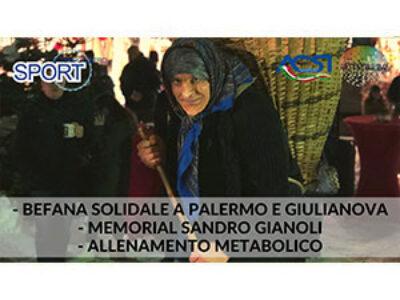 SPORT E TEMPO LIBERO - PUNTATA 76