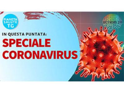 #Coronavirus Pianeta Salute TG speciale Coronavirus 12.3.2020