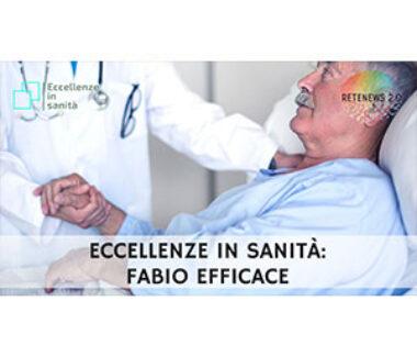 Prof. Fabio Efficace. ECCELLENZE IN SANITÀ 39a puntata
