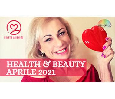 HEALTH & BEAUTY: esercizi per il core, acqua alcalina, chiusura palestre. Puntata aprile 2021