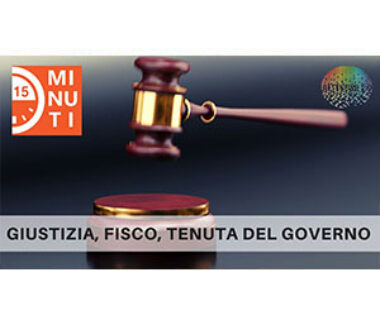 Giustizia, fisco, tenuta del governo. 15 minuti di attualità del 23 luglio 2021